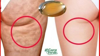 Tratamento Caseiro Para Celulite, O Melhor E Mais Barato, Confira!