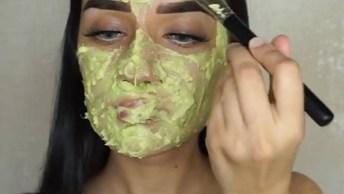Tratamentos Caseiros Para Pele Facial, Não Custa Nada Tentar!