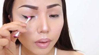Truques Incríveis De Maquiagens, Aprenda A Fazer O Que Você Nunca Pensou Antes!
