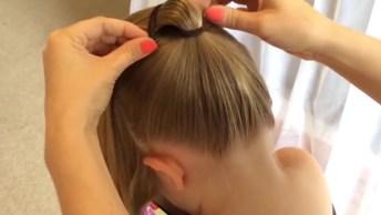 Truques Para Fazer Os Melhores Penteados, Esse Vídeo É Muito Útil!