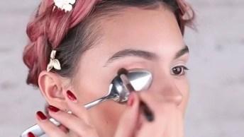 Truques Para Maquiagem Perfeita, São 3 Dicas Infalíveis, Confira!
