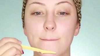 Truques Para Maquiagens - Como Fazer Batom Com Sombra E Muito Mais!