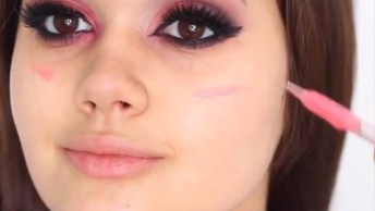 Tutoriais De Maquiagem Para Garotas Que Amam Maquiagem, Confira!