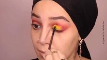 Tutoriais De Maquiagens Que São Incríveis, Os Resultados Impressionam!