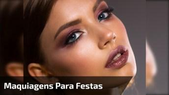 Tutoriais De Maquiagens Que Transformam As Mulheres, Confira!