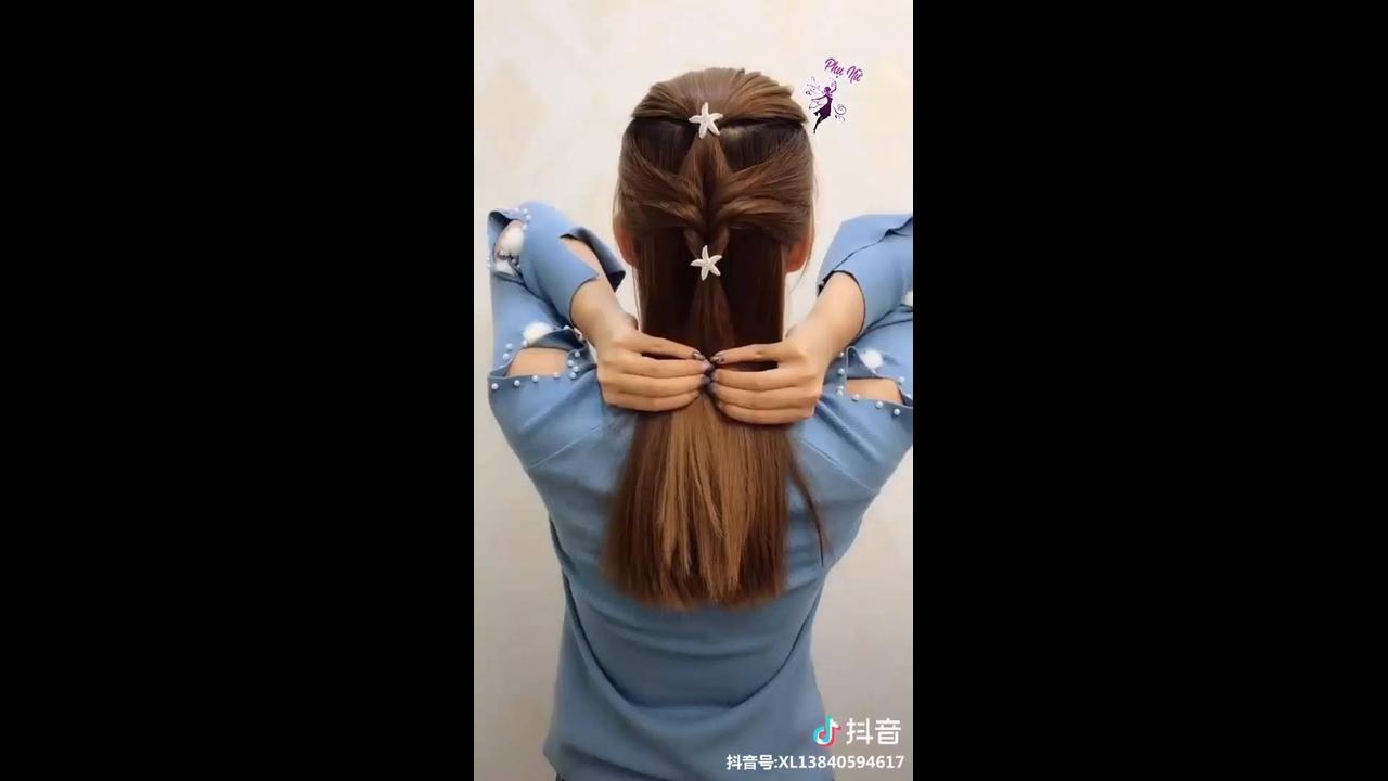 Tutoriais de penteados para você mesma fazer, olha só que legal!!!