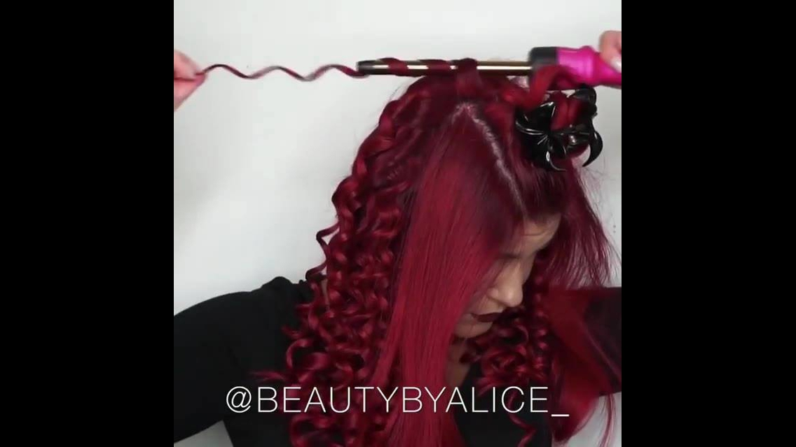 Tutorial de como enrolar seus cabelos de várias formas diferentes
