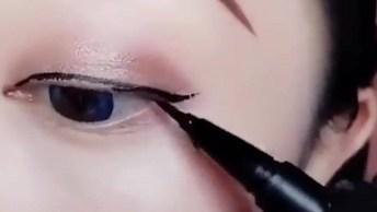 Tutorial De Delineado Para Olhos Orientais, Veja Que Lindos!