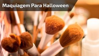 Tutorial De Desenho Incrível Para Fazer No Halloween, Simplesmente Perfeito!