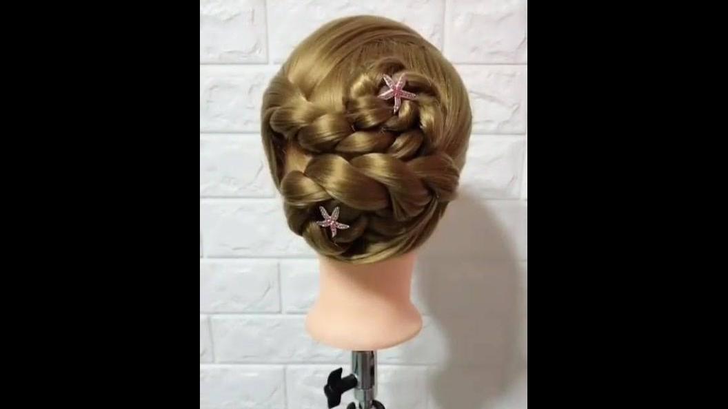 Tutorial de lindo penteado para te inspirar