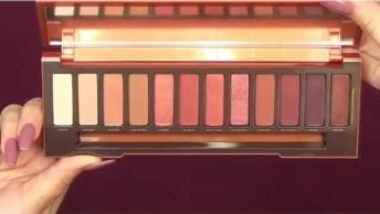 Tutorial De Maquiagem Com Glitter, Você Vai Amar A Beleza Dessa Make!