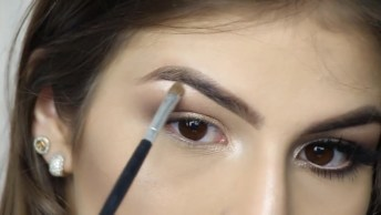 Tutorial De Maquiagem Com Narração, Fica Muito Mais Fácil De Aprender!