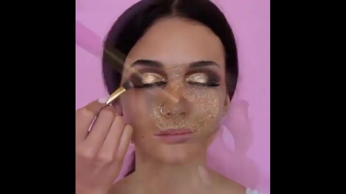 Tutorial de maquiagem com resultado incrível