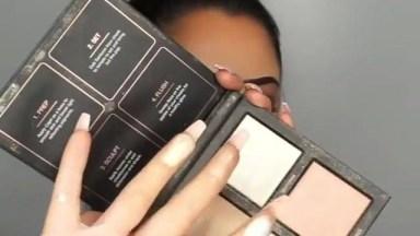 Tutorial De Maquiagem Fácil De Fazer, Com Preparação De Pele Com Contorno!