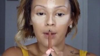 Tutorial De Maquiagem Fácil De Seguir, Você Vai Querer Repassar Para As Amigas!
