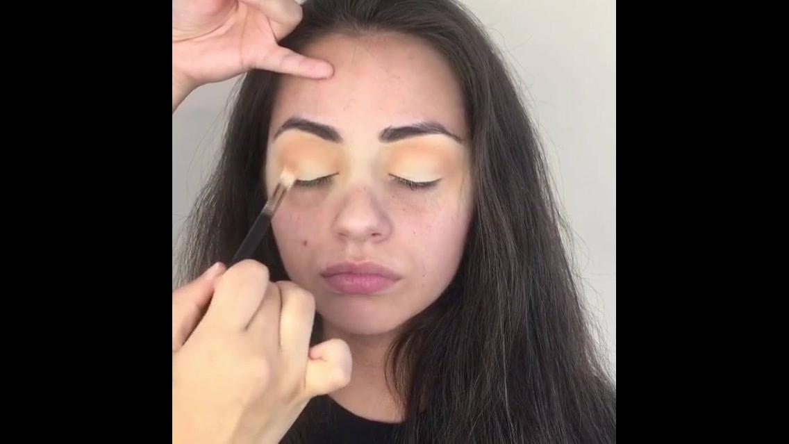 Tutorial de maquiagem fácil e de aprender