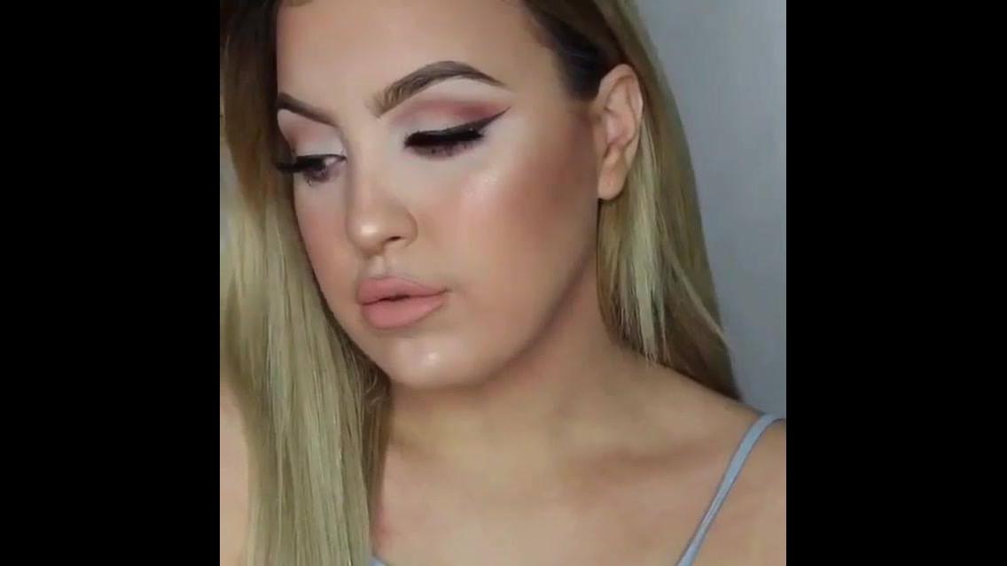Tutorial de maquiagem iluminada