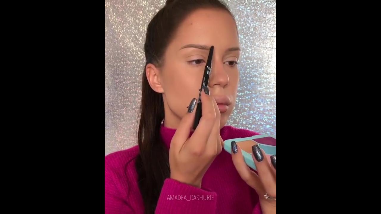 Tutorial de maquiagem - Mais uma make arrasadora