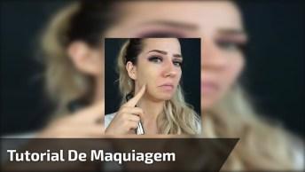 Tutorial De Maquiagem Para Arrasar No Final De Semana Como Uma Diva!