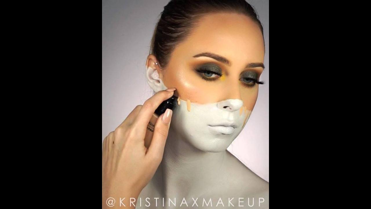 Tutorial de maquiagem para Carnaval