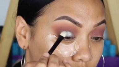 Tutorial De Maquiagem Para Compartilhar No Facebook E Mencionar As Amigas!