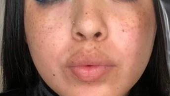 Tutorial De Maquiagem Para Compartilhar No Facebook, Esse Olhar Ficou Incrível!