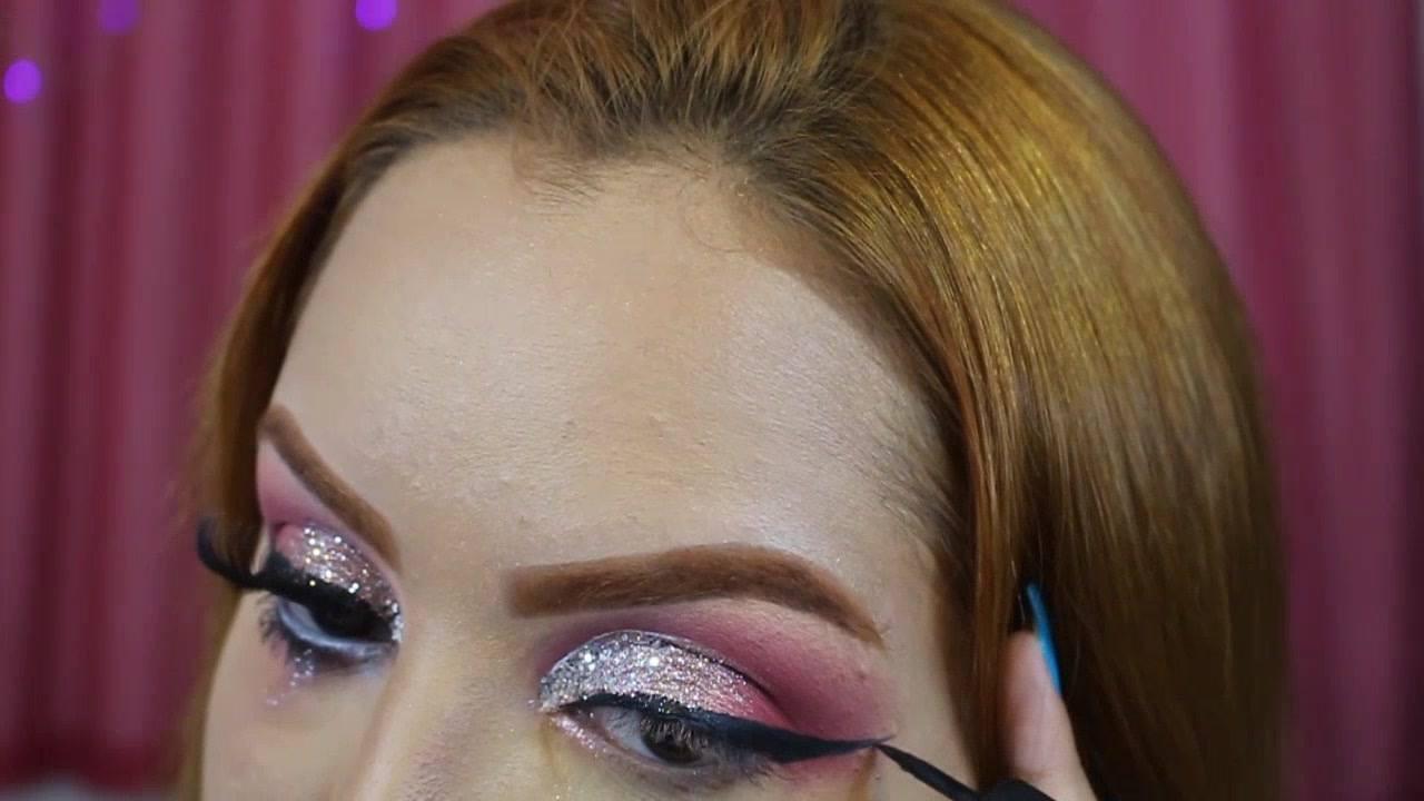 Tutorial de maquiagem para festas a fantasia, vale a pena conferir!!!