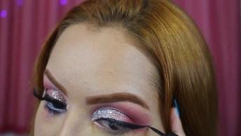 Tutorial De Maquiagem Para Festas A Fantasia, Vale A Pena Conferir!