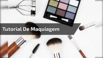 Tutorial De Maquiagem Para Fim De Semana Para Quem Gosta De Estar Sempre Linda!