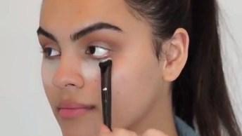 Tutorial De Maquiagem Para Iniciantes, Aprendendo A Arte De Se Maquiar!