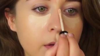 Tutorial De Maquiagem Para O Dia A Dia, Super Natural E Muito Linda!