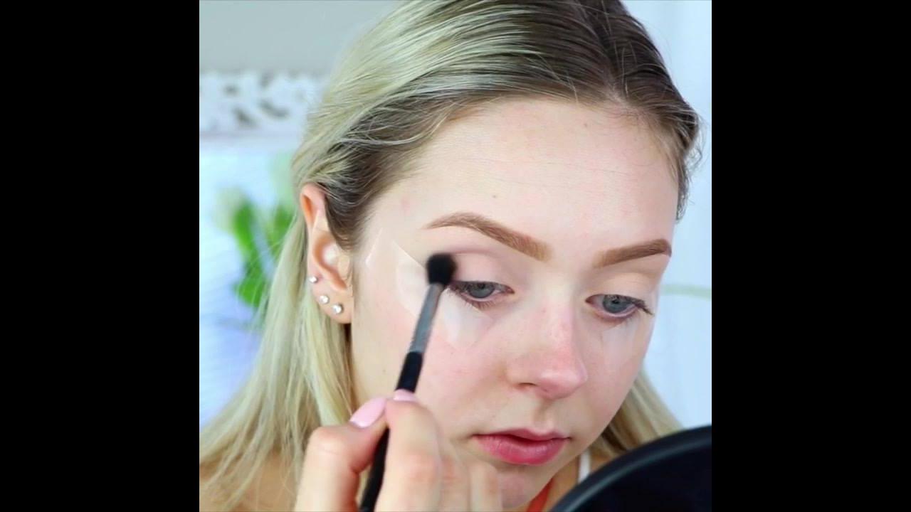 Tutorial de maquiagem para o dia a dia, veja que linda preparação de pele!!!