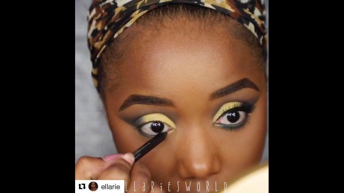 Tutorial de maquiagem para pele negra