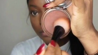 Tutorial De Maquiagem Para Pele Negra, O Resultado É Mágico!