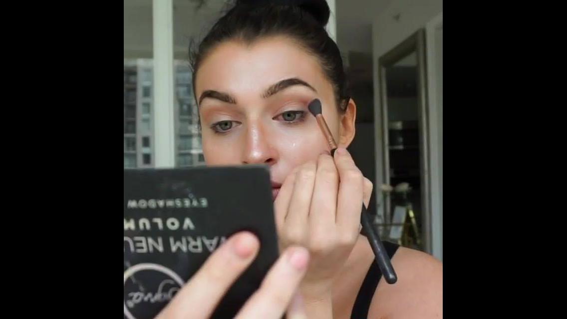 Tutorial de maquiagem, passo a passo mais fácil de fazer