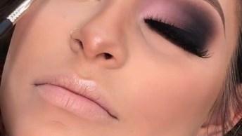 Tutorial De Maquiagem Perfeita Para Você Arrasar, Confira!