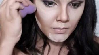 Tutorial De Maquiagem Que A Gente Ama O Resultado, Confira!