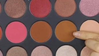 Tutorial De Maquiagem Que Conquista As Mulheres, Veja Que Resultado Incrível!