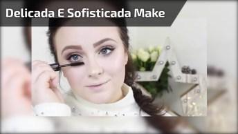 Tutorial De Maquiagem Que Faz A Gente Pirar, Aprenda Agora Mesmo!