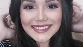 Tutorial De Maquiagem Que Suas Amigas Do Facebook Vão Amar, Compartilhe!