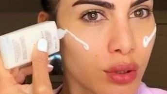 Tutorial De Maquiagem Que Toda Menina Vai Gostar, Confira!