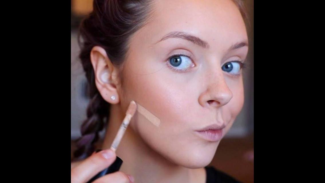 Tutorial de maquiagem que transformando essa mulher