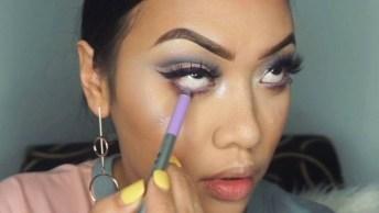 Tutorial De Maquiagem Que Você Ama O Resultado, Tem Como Não Amar?