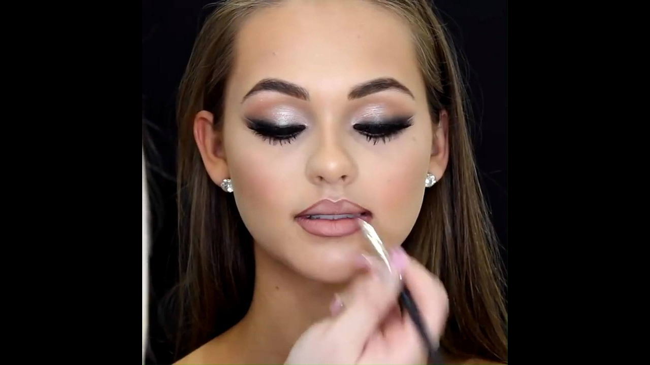 Tutorial de maquiagem que você vai amar, o resultado é sensacional!