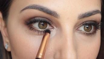 Tutorial De Maquiagem Sensacional Para Aprender Agora Mesmo!