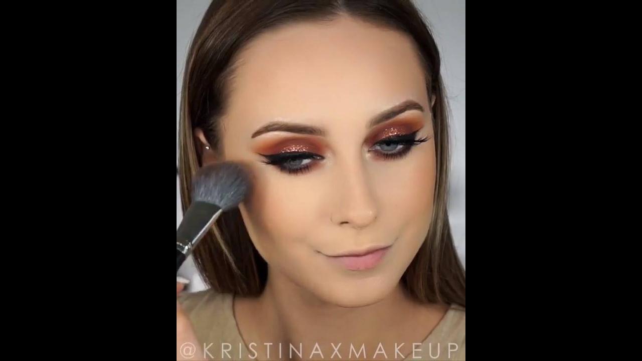Tutorial de maquiagem simples e linda
