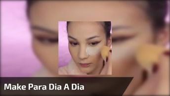 Tutorial De Maquiagem Simples E Linda, Vale A Pena Conferir!