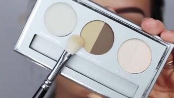 Tutorial De Maquiagem, Super Simples De Fazer, Vale A Pena Conferir!