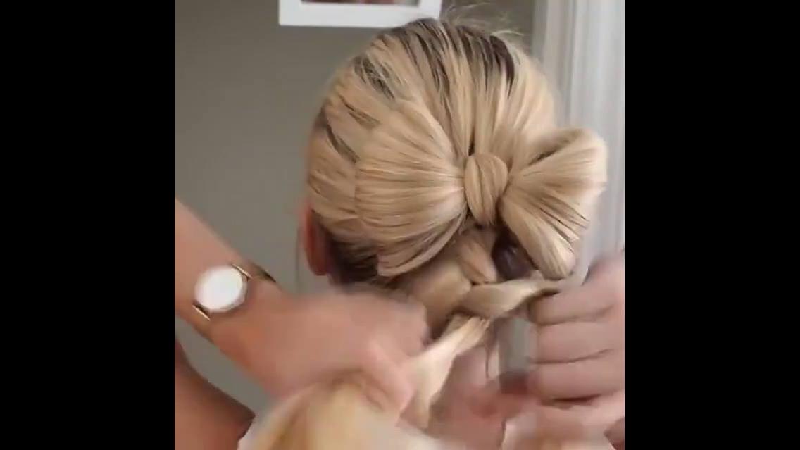 Tutorial de penteado lindíssimo para você mesma fazer, confira!!!
