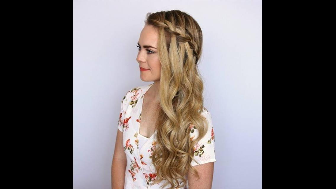 Tutorial de penteado maravilhoso para você mesma fazer, veja que lindo!!!